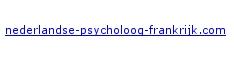 www.nederlandse-psycholoog-frankrijk.com